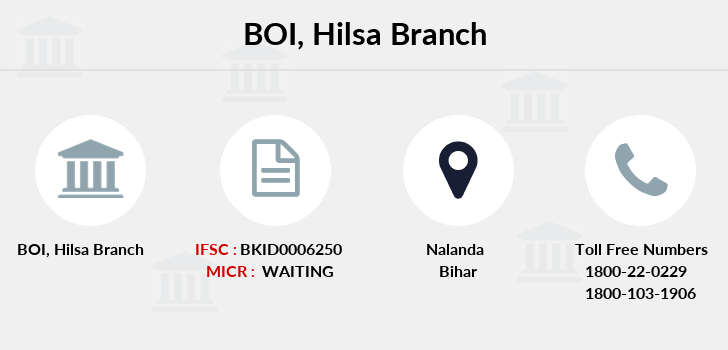 Bank-of-india Hilsa branch
