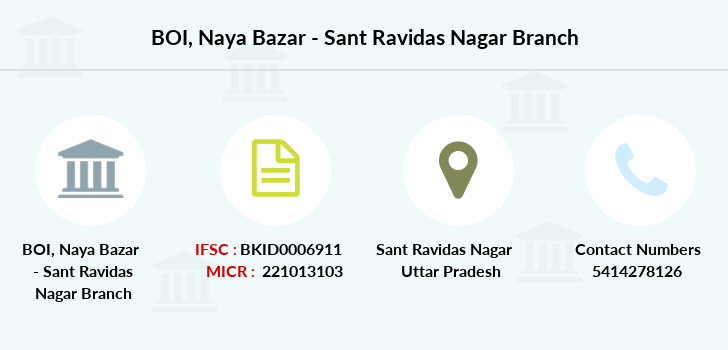 Bank-of-india Naya-bazar-sant-ravidas-nagar branch