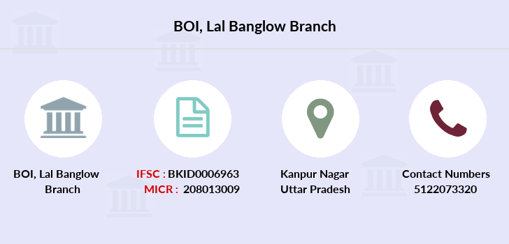 Bank-of-india Lal-banglow branch