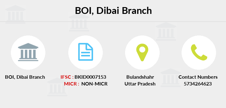 Bank-of-india Dibai branch