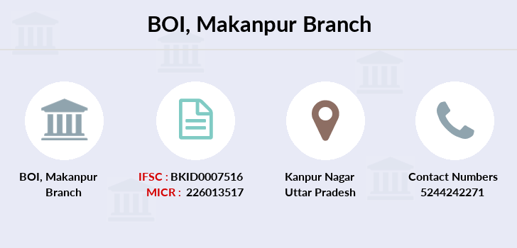 Bank-of-india Makanpur branch