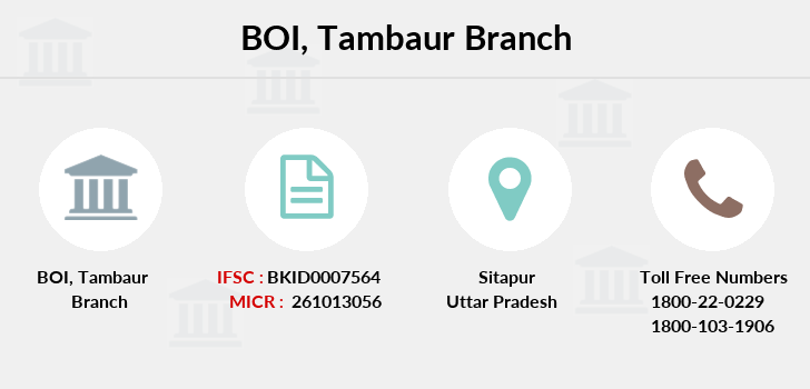 Bank-of-india Tambaur branch