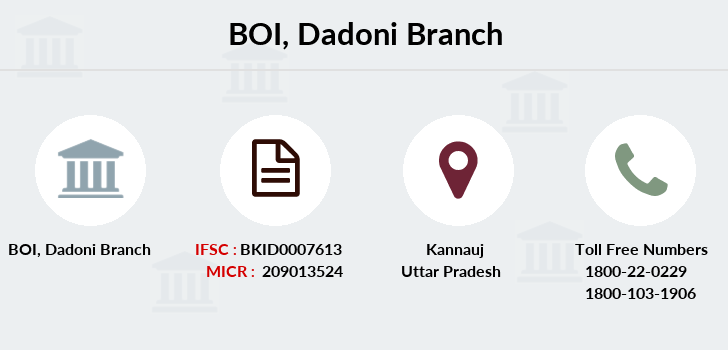 Bank-of-india Dadoni branch