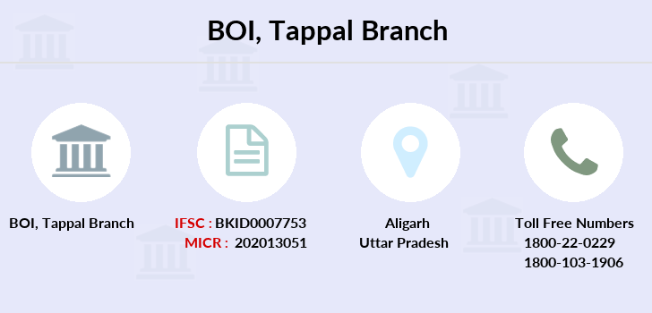 Bank-of-india Tappal branch