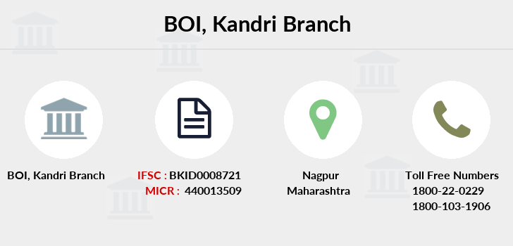 Bank-of-india Kandri branch
