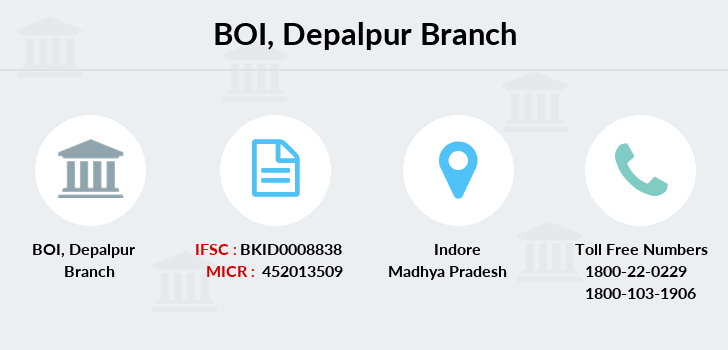 Bank-of-india Depalpur branch