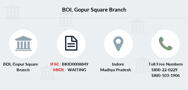 Bank-of-india Gopur-square branch