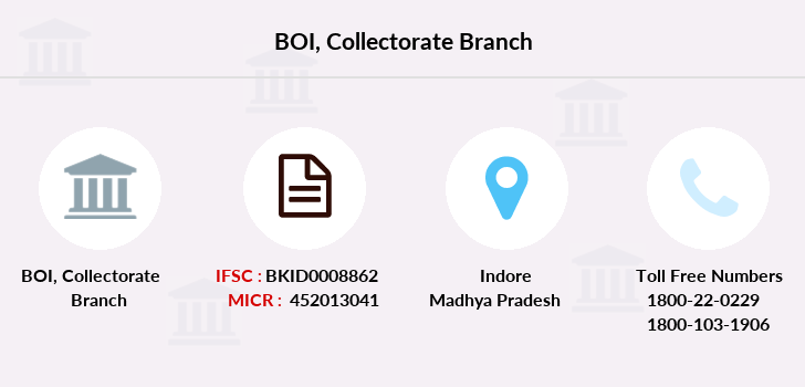 Bank-of-india Collectorate branch