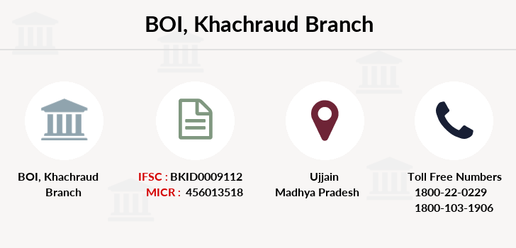 Bank-of-india Khachraud branch