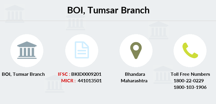 Bank-of-india Tumsar branch