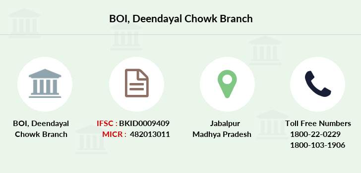 Bank-of-india Deendayal-chowk branch