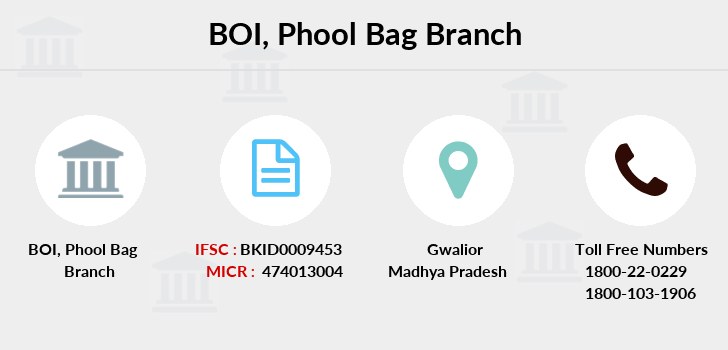 Bank-of-india Phool-bag branch