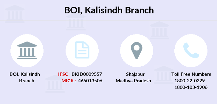 Bank-of-india Kalisindh branch