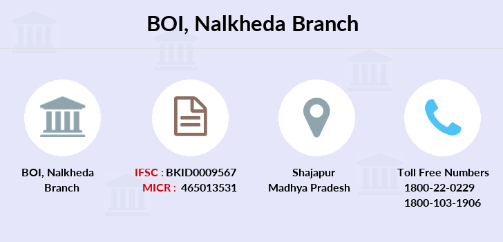 Bank-of-india Nalkheda branch