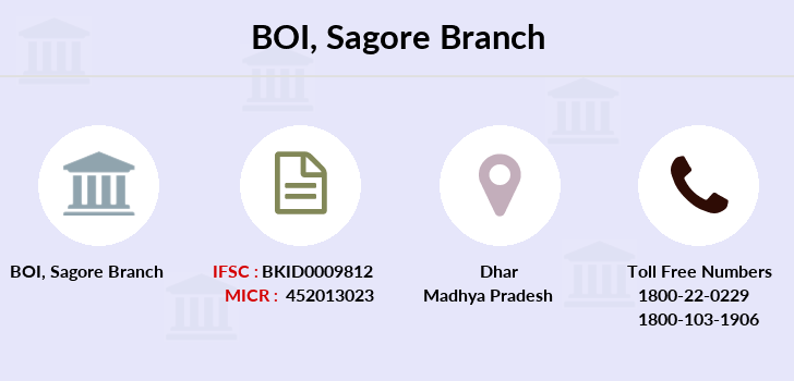 Bank-of-india Sagore branch