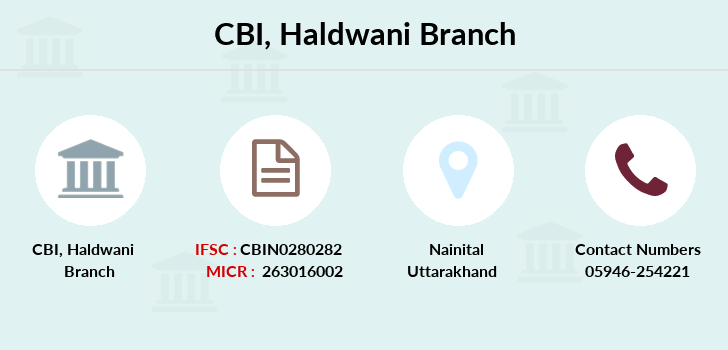 Central-bank-of-india Haldwani branch