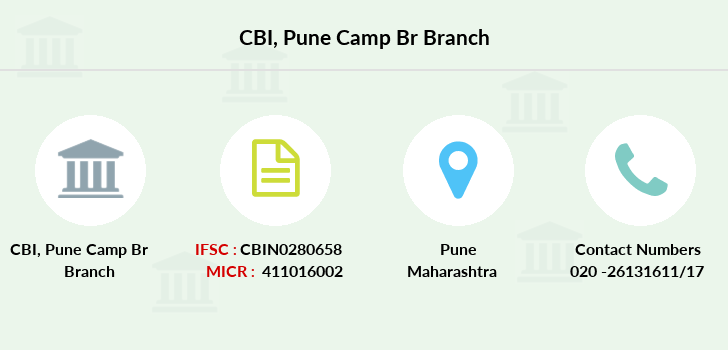 ifsc code of central bank of india pune city branch