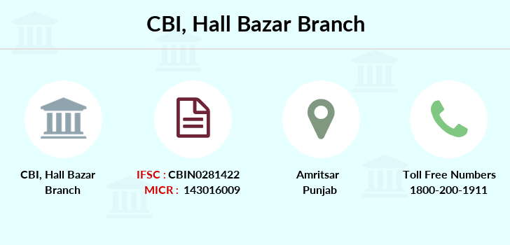 Central-bank-of-india Hall-bazar branch