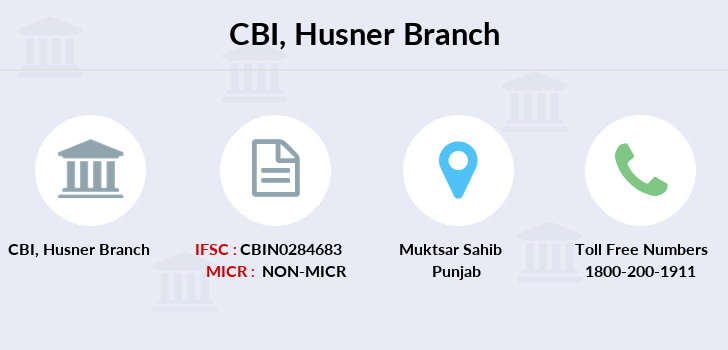 Central-bank-of-india Husner branch