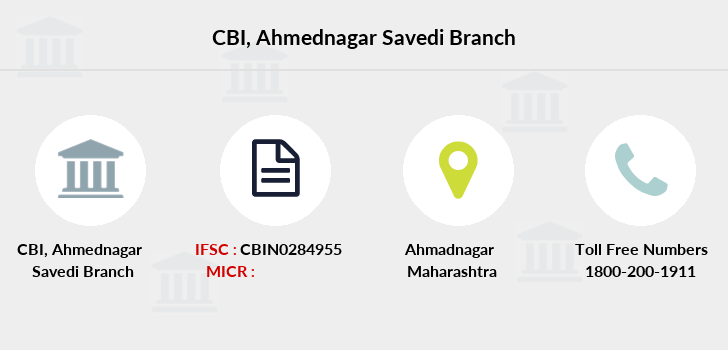 ifsc code central bank of india savedi ahmednagar
