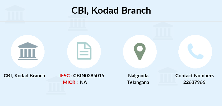 Central-bank-of-india Kodad branch