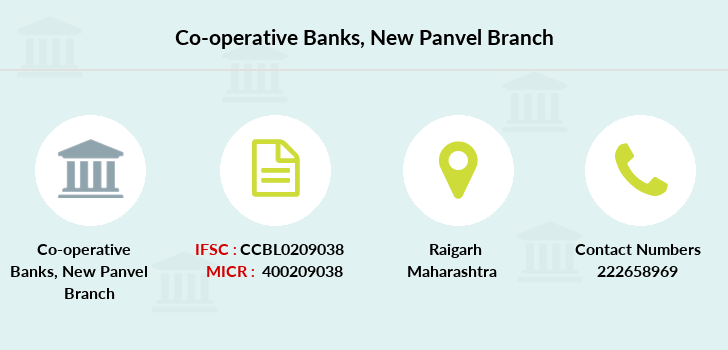 Co-operative-banks New-panvel branch