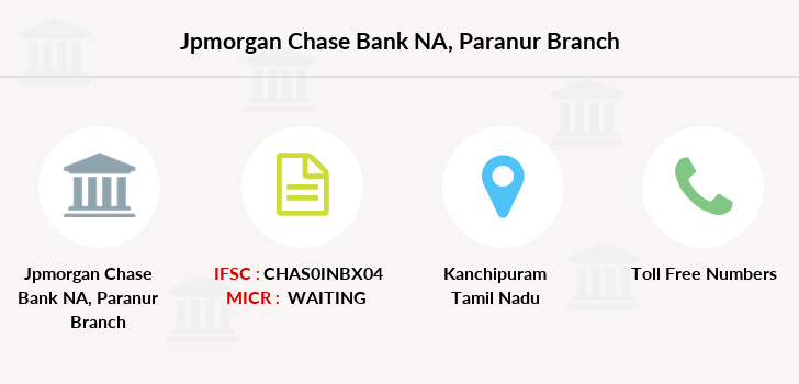 Jpmorgan-chase-bank-na Paranur branch