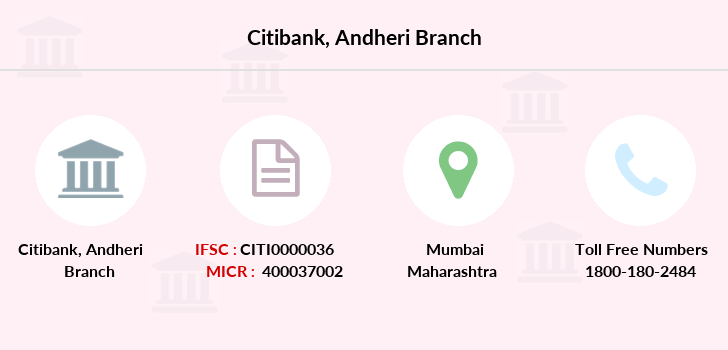 Citibank Lower-parel branch