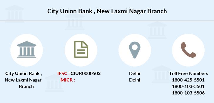 union bank of india in lakshmi nagar