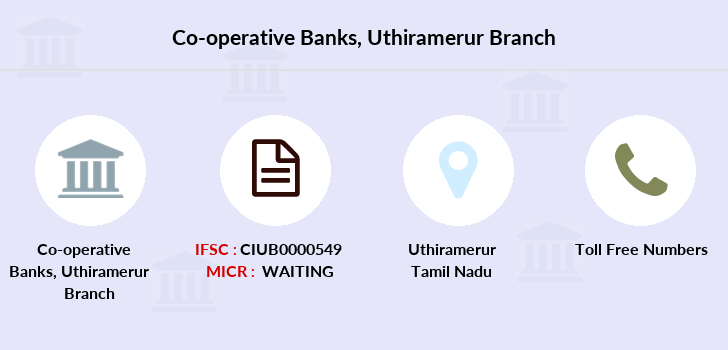 Co-operative-banks Uthiramerur branch