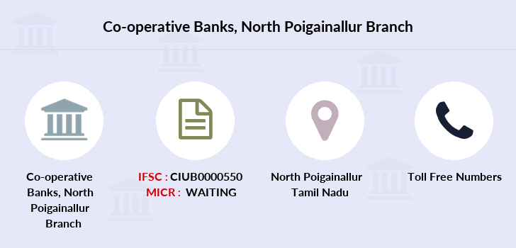 Co-operative-banks North-poigainallur branch