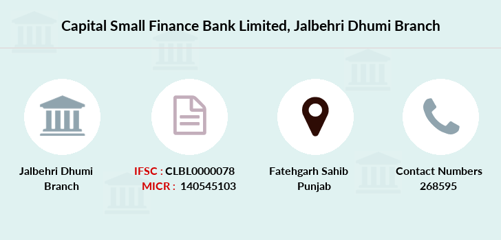 Capital-local-area-bank Jalbehri-dhumi branch