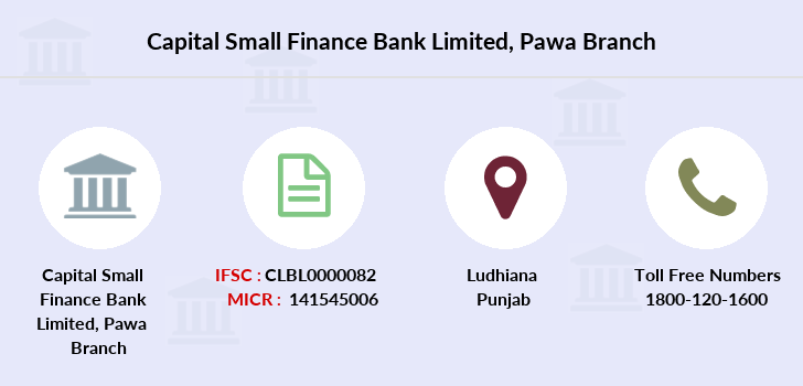 Capital-local-area-bank Pawa branch