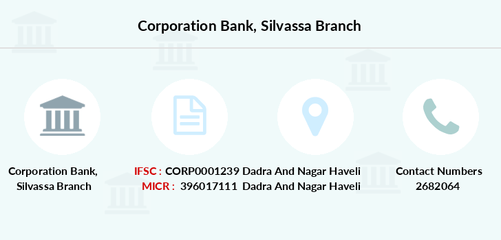 Corporation-bank Silvassa branch