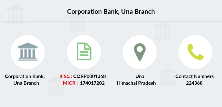 Corporation-bank Una branch
