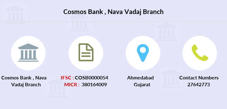 Cosmos-co-op-bank Nava-vadaj branch