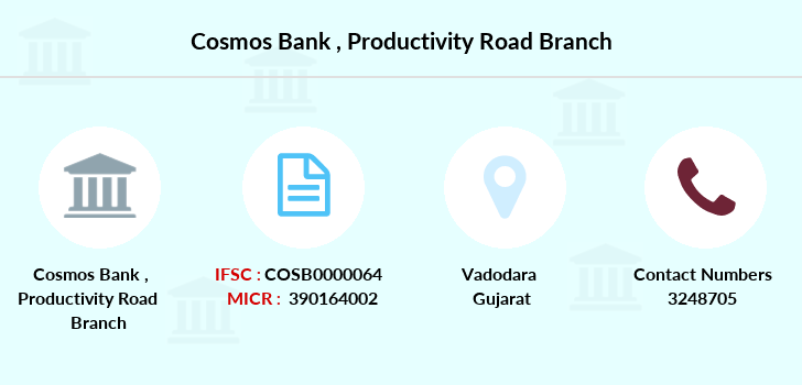 Cosmos-co-op-bank Productivity-road branch