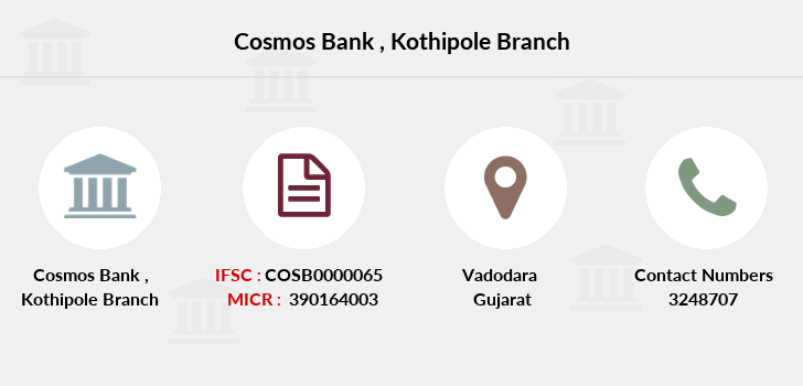 Cosmos-co-op-bank Kothipole branch