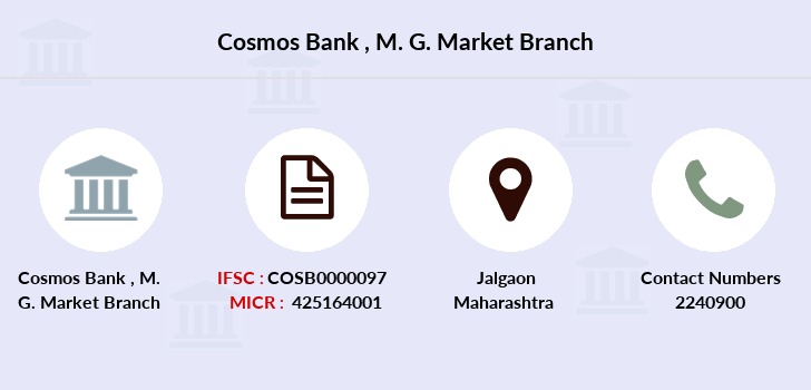 Cosmos-co-op-bank M-g-market branch