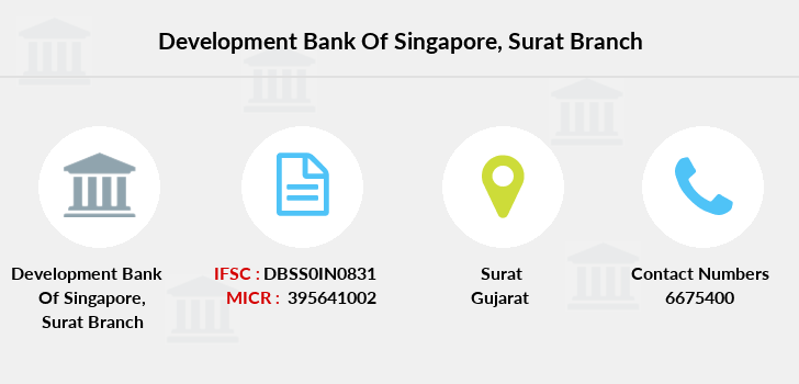 Development-bank-of-singapore Surat branch