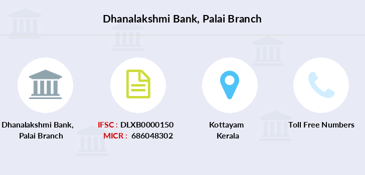 Dhanalakshmi-bank Palai branch