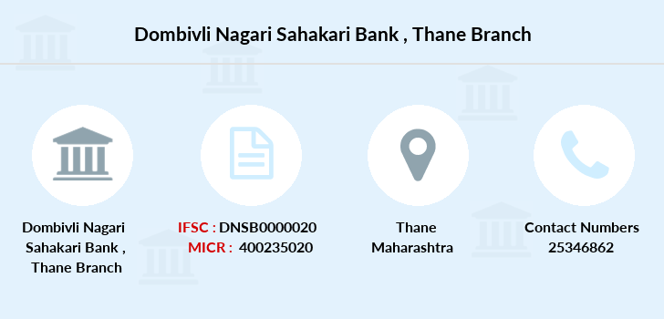 Dombivli-nagari-sahakari-bank Thane branch