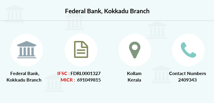 Federal-bank Kokkadu branch