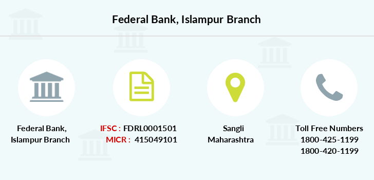 Federal-bank Islampur branch
