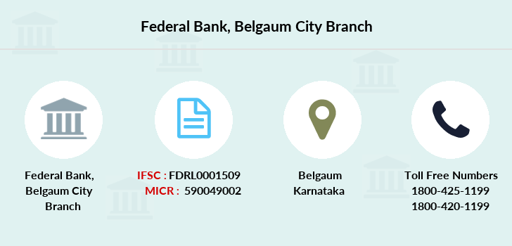 Federal-bank Belgaum-city branch