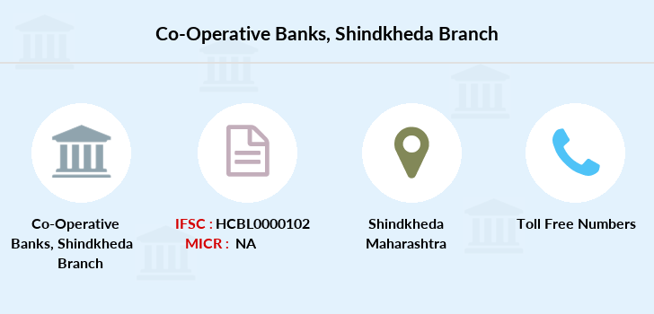 Co-operative-banks Shindkheda branch