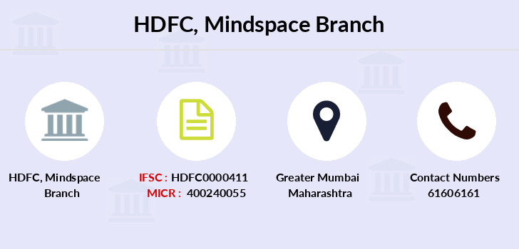 Hdfc-bank Mindspace branch