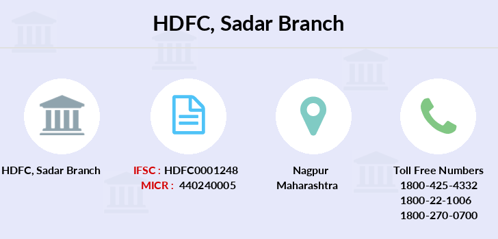 Hdfc-bank Sadar branch