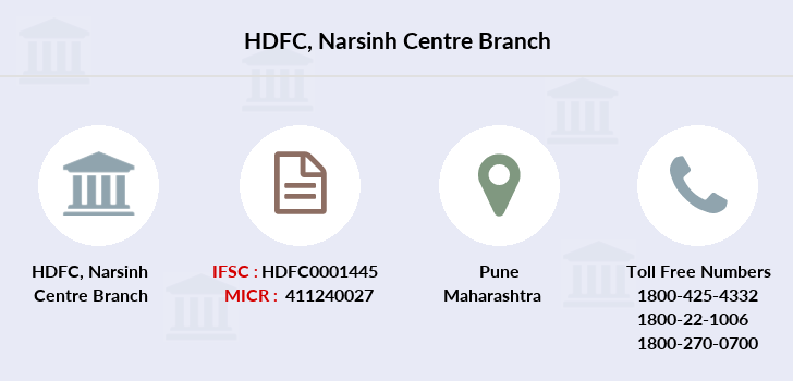 Hdfc-bank Narsinh-centre branch