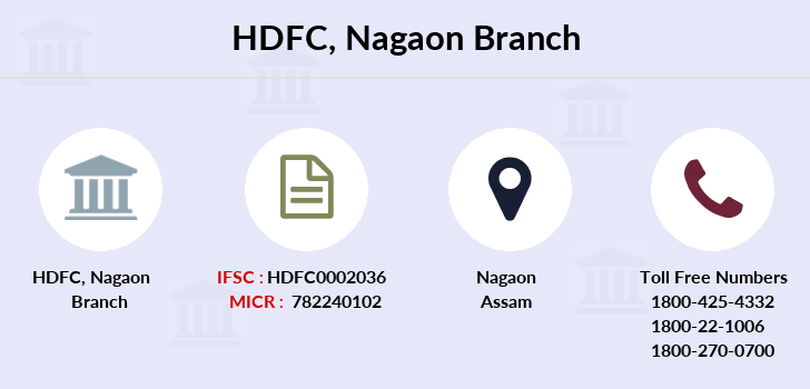 Hdfc-bank Nagaon branch